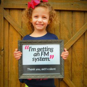 I'm getting an FM System!